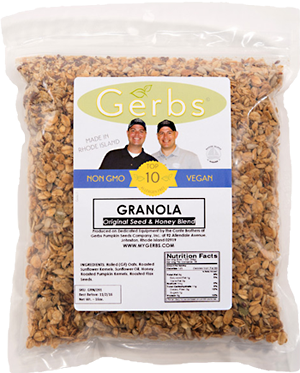 GERBS ORIGINAL SEED & HONEY GRANOLA