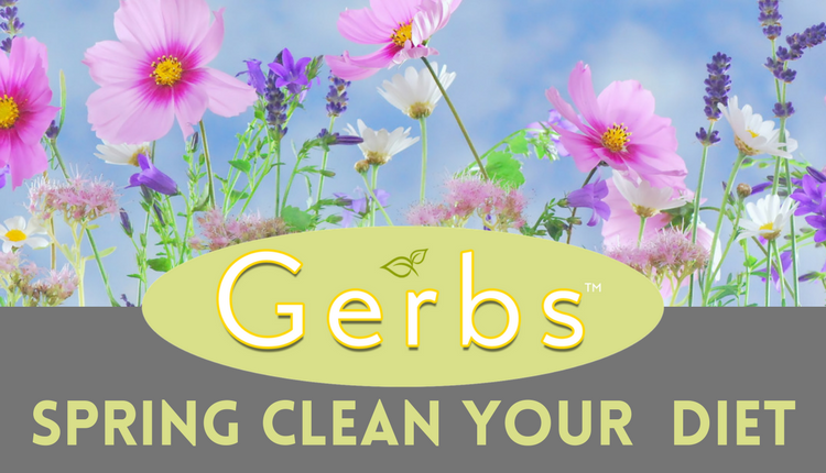 Spring Clean Your Family's Diet