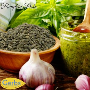 Gerbs Pumpkin Pesto