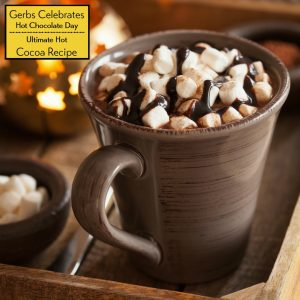 Ultimate Hot Chocolate Recipe