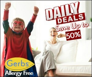 Daily Deals By Gerbs Allergy Friendly Foods