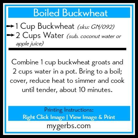 Can Dogs Eat Buckwheat Flour