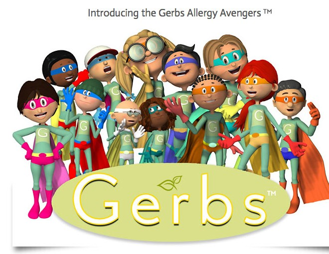 Gerbs Allergy Avengers ™