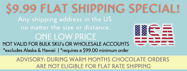 ALLERGEN FRIENDLY GERBS FLAT SHIPPING RATE OF 9.99!