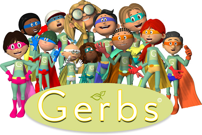 GERBS ALLERGEN FRIENDLY HEROES™
