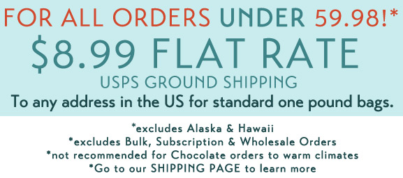 GERBS FLAT RATE SHIPPING