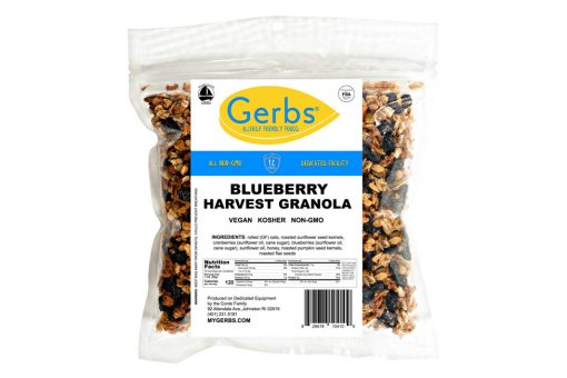 blueberry harvest granola