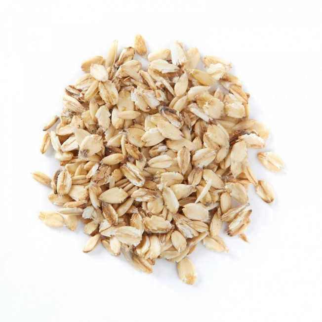 Gluten free rolled oats traditional style gerbs