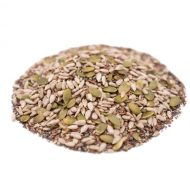 Allergy Friendly Pumpkin-Sunflower-Chia-Flax-Hemp Snack Mix