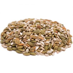 Allergy Friendly Sea Salted Pumpkin Sunflower Mix from GERBS