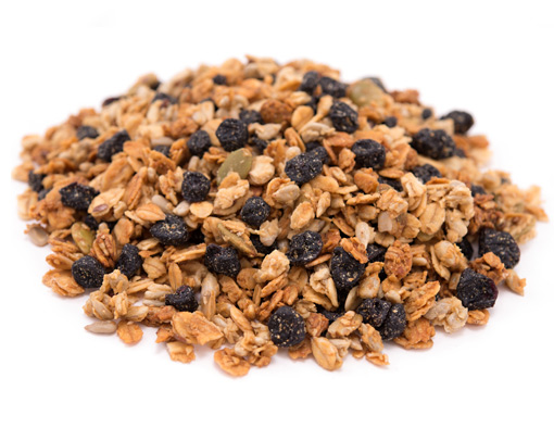 Gerbs Allergen Friendly Blueberry Harvest Granola