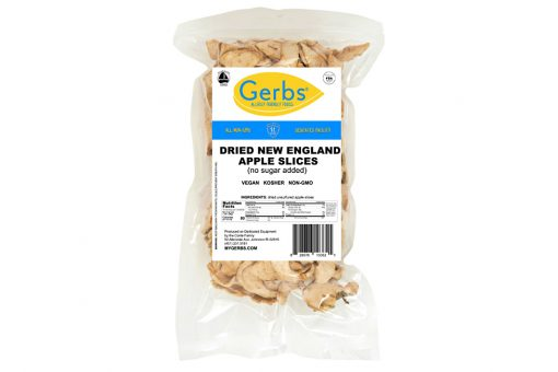 dried apple slices no sugar added