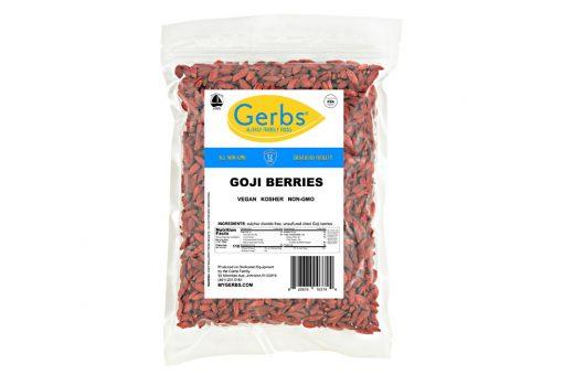dried goji berries wolfberry no added sugar