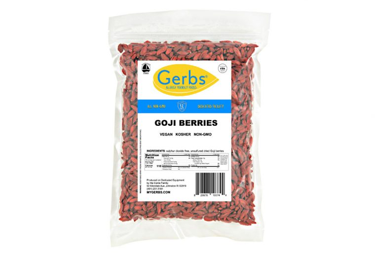 dried goji berries wolfberry no added sugar
