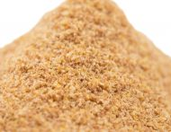 Flax Seed Meal - Full Oil Content Protein Powder