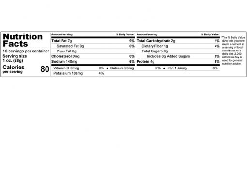 lightly salted in shell roasted sunflower seeds nutrition facts