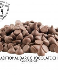 Dark Chocolate Chips Traditional Size