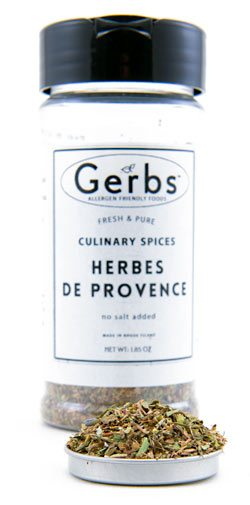 ©Gerbs Allergen Friendly Spices