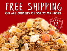 GERBS FREE SHIPPING ORDERS $59.99+
