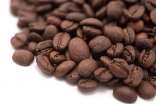 Gerbs Rhode Island Special Blend - Whole Coffee Beans Close up