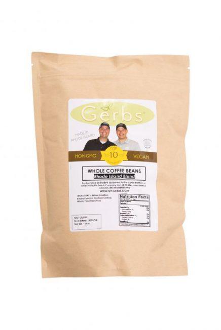 Gerbs Rhode Island Special Blend - Whole Coffee Beans Bag
