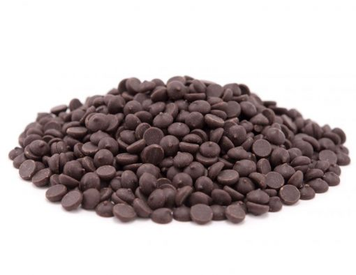 Dark Chocolate Chips Miniatures (68% Cacao)