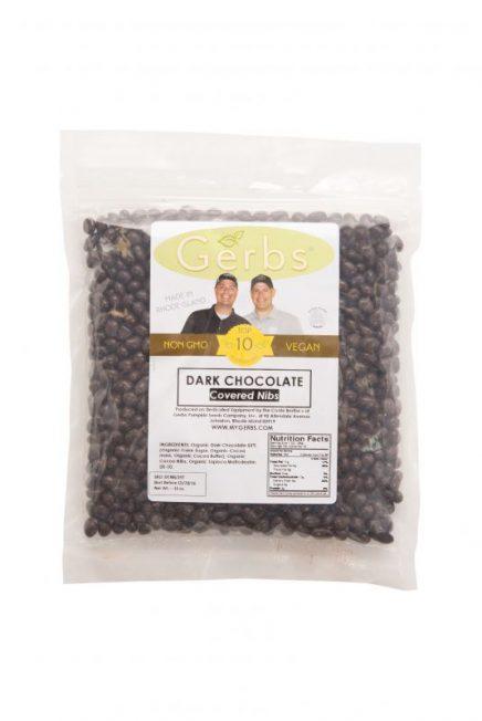 Dark Chocolate Cacao Nibs (55%) Bag