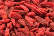 Dried Goji Berries (Wolfberry) - No Added Sugar
