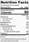 Dried Mulberries - No Added Sugar Nutrition Facts