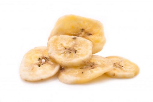 Banana Chips - No Added Sugar