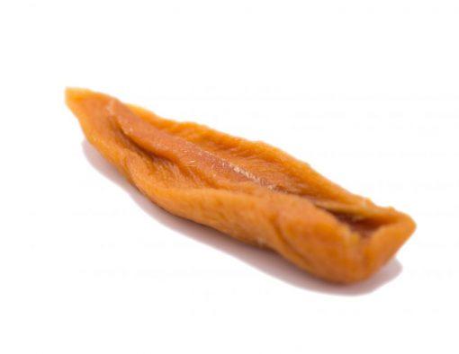 Dried Mango Slices No Added Sugar Close up