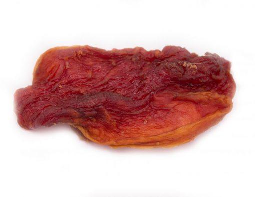 Dried Papaya Slices No Added Sugar Close up