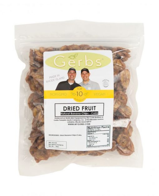Banana Chips (Soft Slices) - No Sugar Added Bag