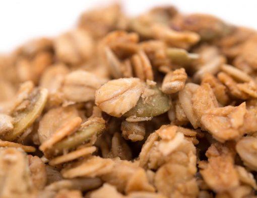 Original Seed & Honey Granola Close up