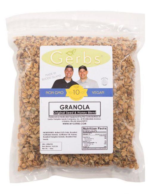Original Seed & Honey Granola Bag