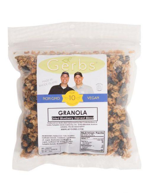 Blueberry Harvest Granola Bag