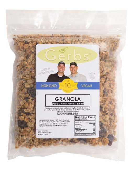 Cherry Harvest Granola Bag