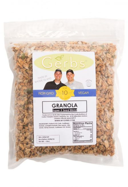 Super Seeds Granola Bag