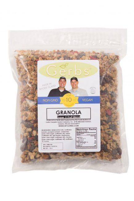 Super Fruits Granola Bag