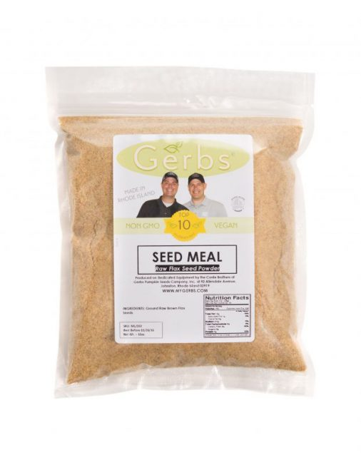 Flax Seed Meal - Full Oil Content Protein Powder Bag