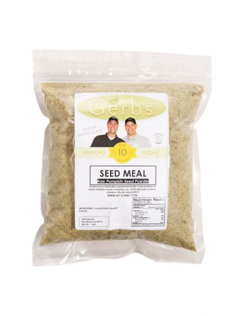Pumpkin Seed Meal - Full Oil Content Protein Powder Bag