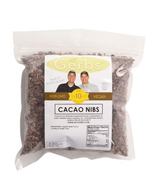 Cacao Nibs Bag