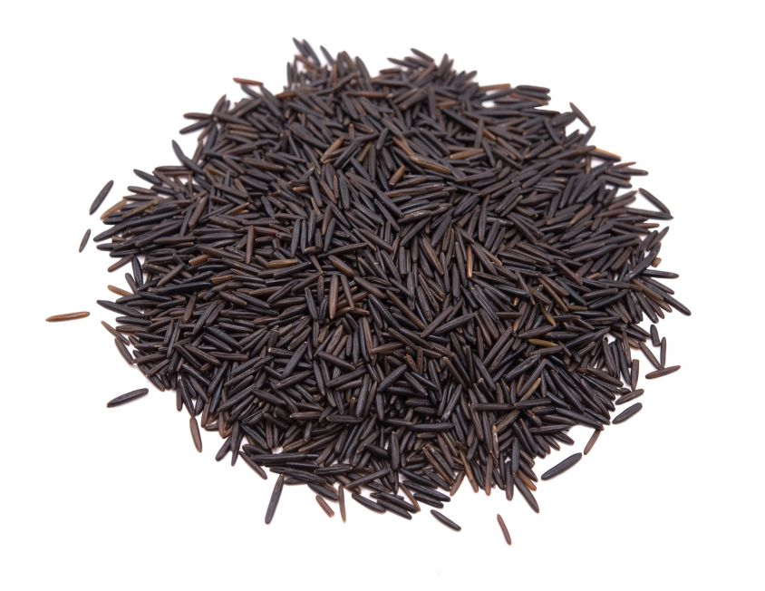 canadian black wild rice - allergy friendly foods