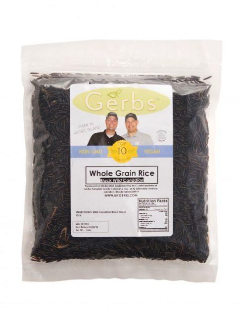 Wild Black Canadian Rice Bag