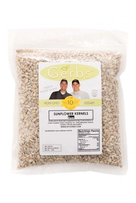 Raw Shelled Sunflower Seed Kernels Bag