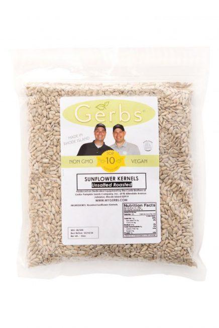 Unsalted Sunflower Seed Kernels  - Dry Roasted Bag