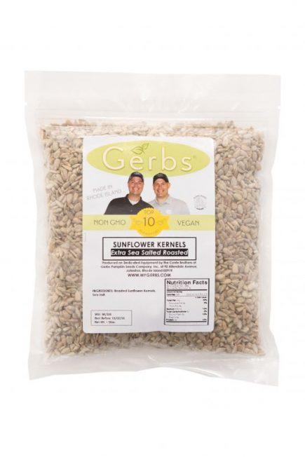 Salt Lovers Roasted Sunflower Seed Kernels - Dry Roasted Bag