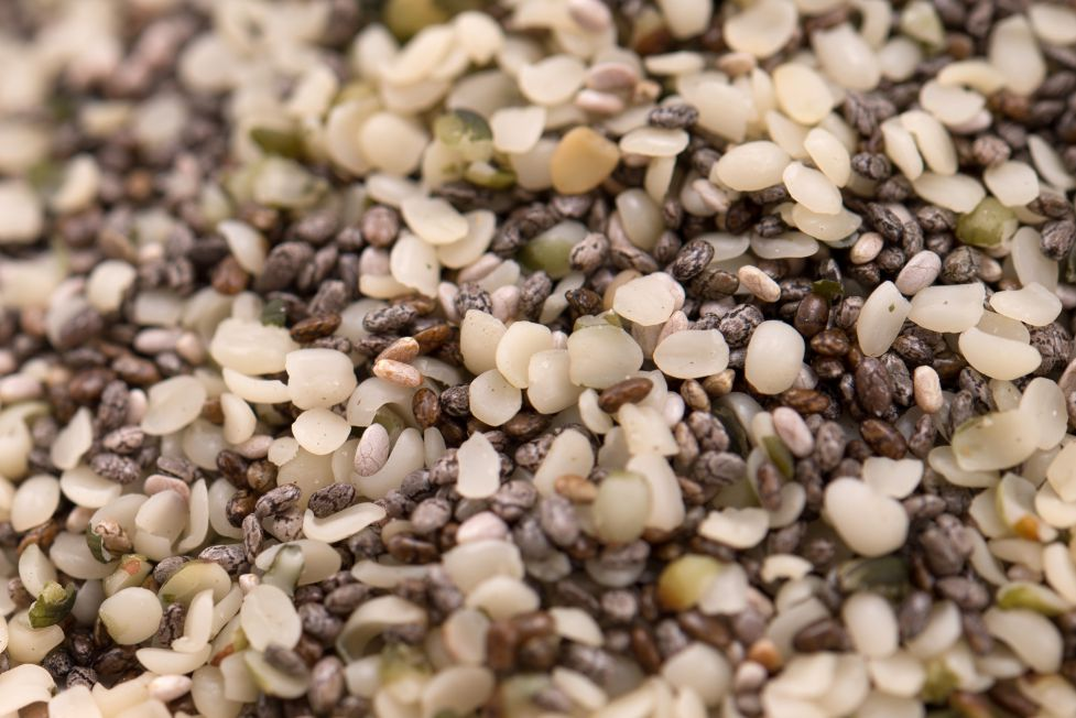 how to eat raw hemp seeds