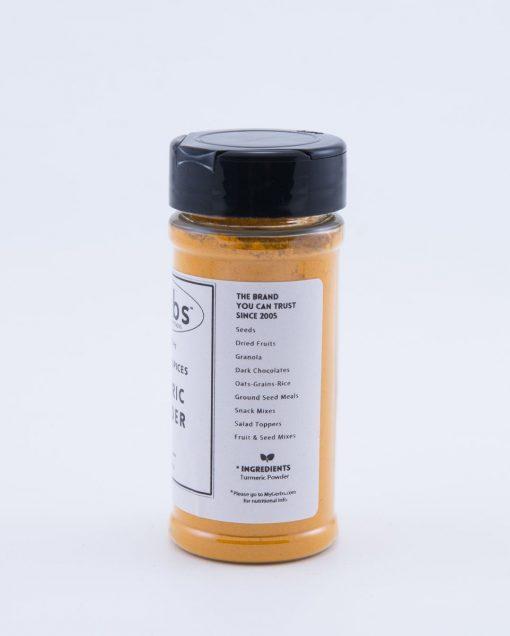 Turmeric Powder ingredients