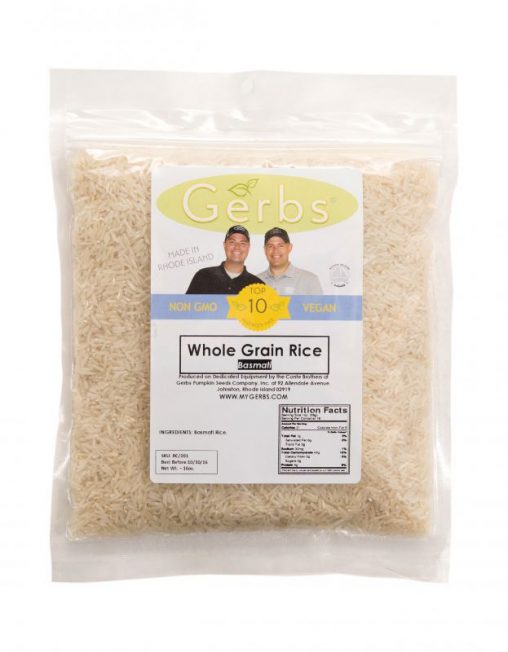 Basmati Whole Grain Rice Bag